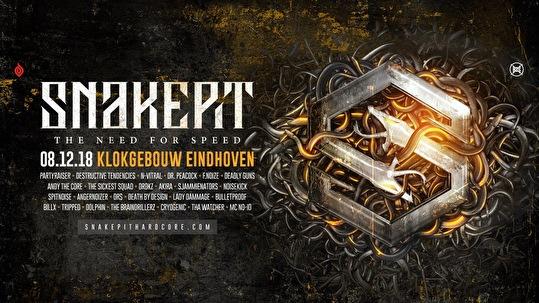 Snakepit (flyer)