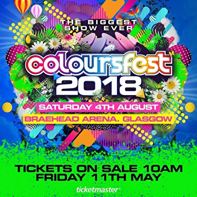 Coloursfest 2018 (flyer)