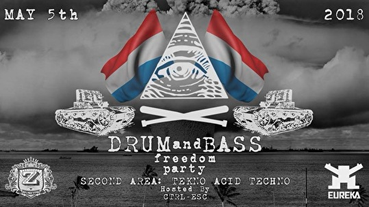 Freedom Party (flyer)