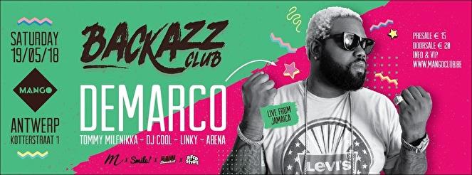 BackazzClub (flyer)