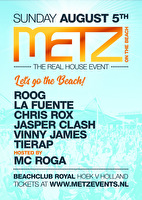 Metz on the beach (flyer)