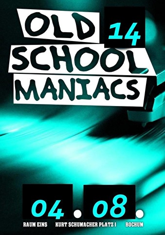 Oldschool Maniacs 2018 - Tickets, line-up, timetable & info