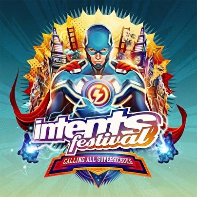 Intents Festival (flyer)