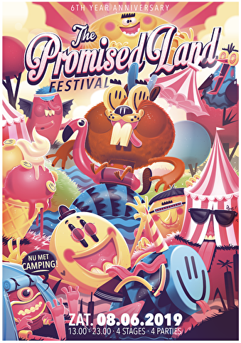 The Promised Land (flyer)