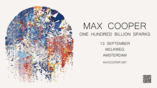 Max Cooper Live: (flyer)