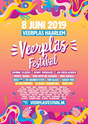 Veerplas Festival (flyer)