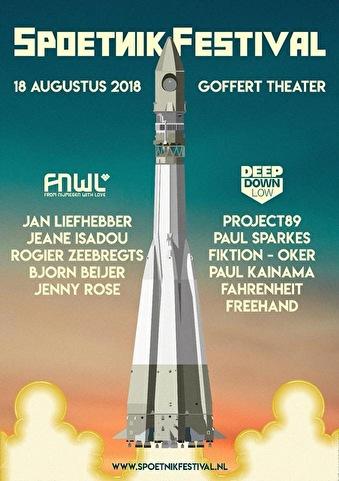 Spoetnik Festival (flyer)