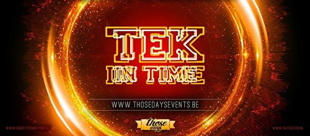 Tek in Time (flyer)