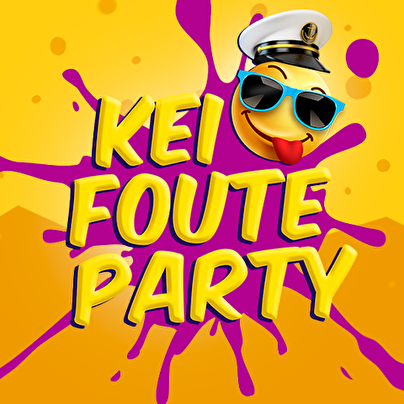 Kei Foute Party (flyer)
