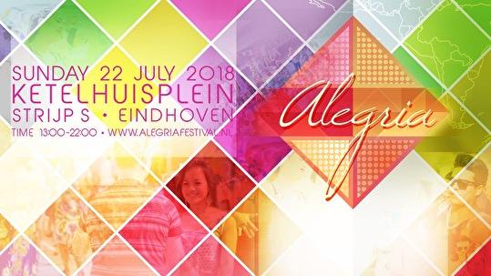 Alegria Festival (flyer)