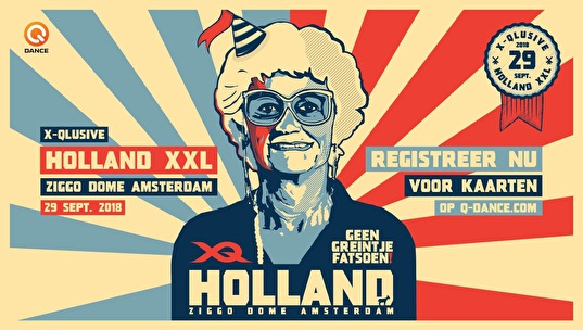 flyer X-Qlusive Holland XXL