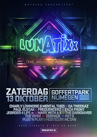 Lunatixx (flyer)