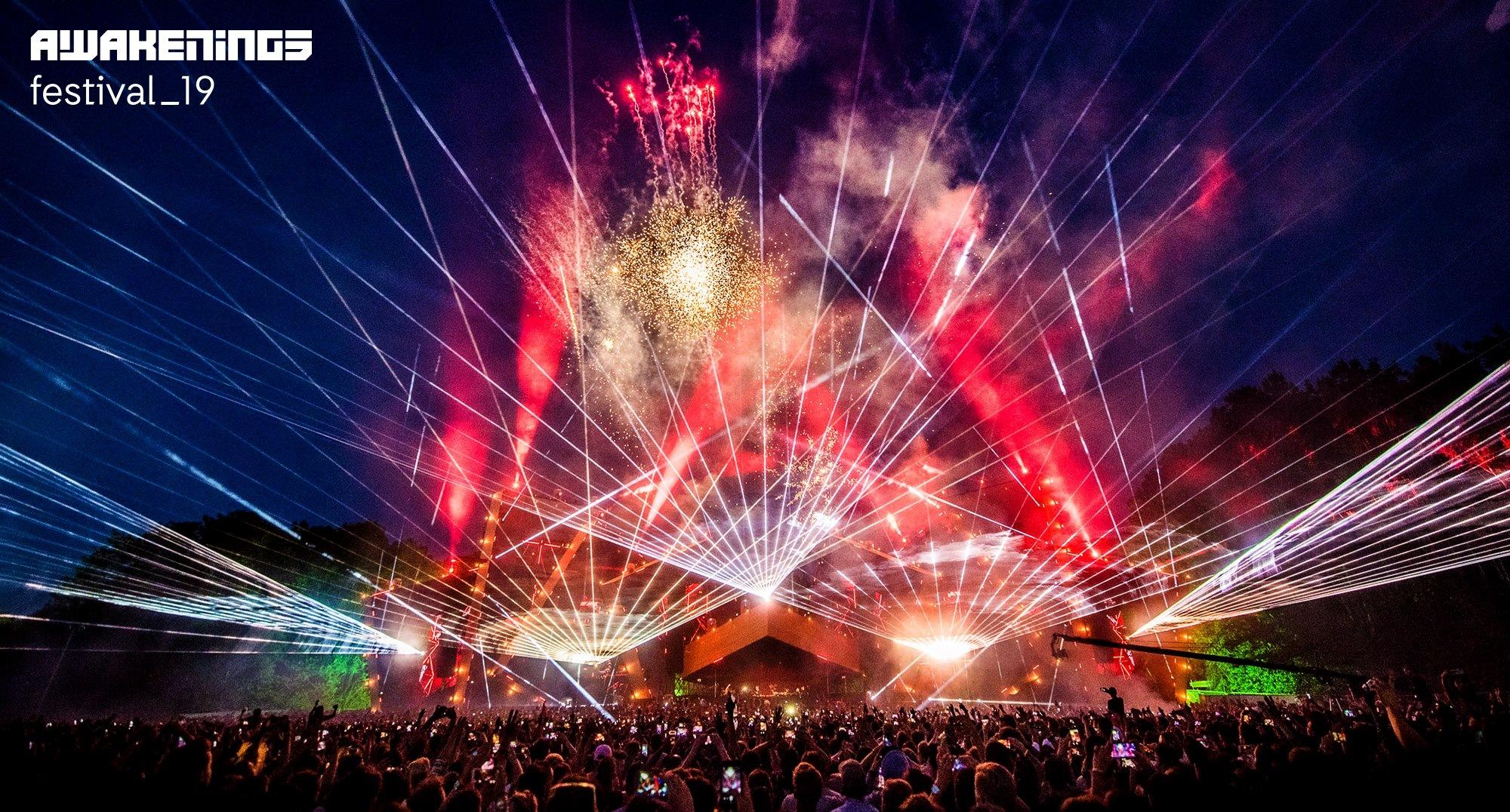 Awakenings Festival 183 29 Juni 2019 Spaarnwoude