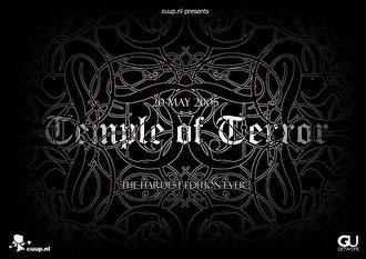 Temple of Terror (flyer)