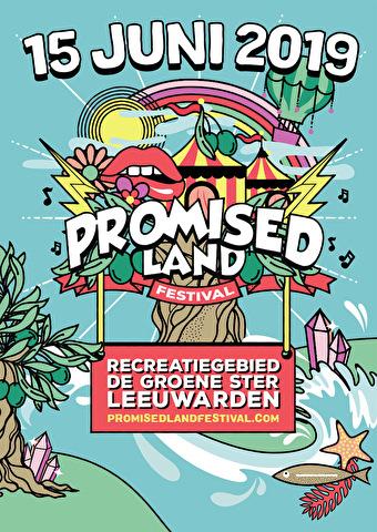 Promised Land (flyer)