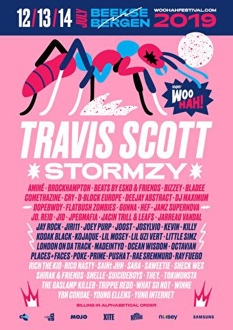 WOO HAH! Festival (flyer)