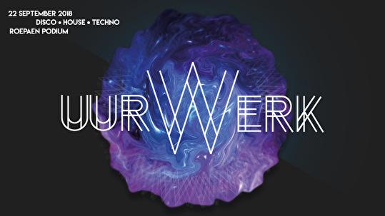 UurWerk Blauw (flyer)