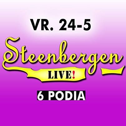 Steenbergen Live (flyer)