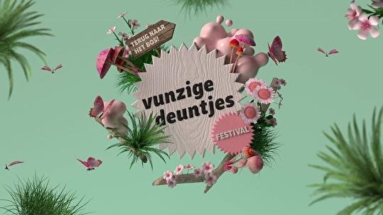 Vunzige Deuntjes Festival (flyer)