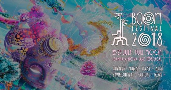 Boom Festival (flyer)