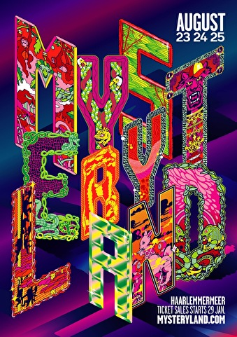 Mysteryland (flyer)