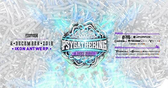 Psygathering (flyer)