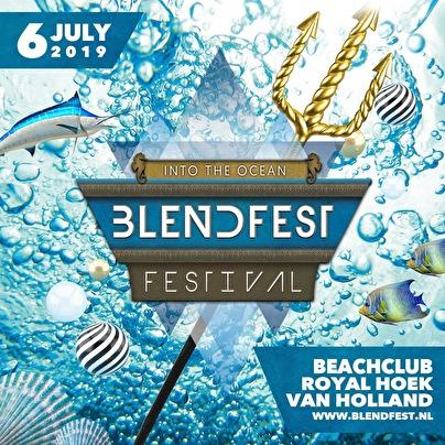 Blendfest Festival (flyer)