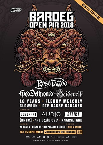 flyer Baroeg Open Air
