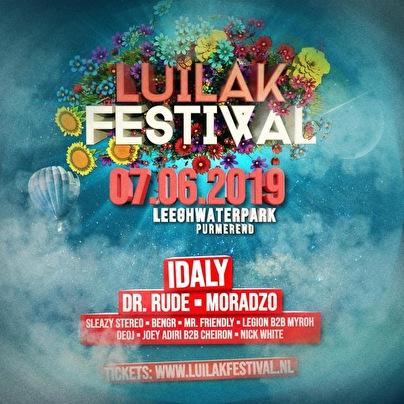 Luilak Festival (flyer)