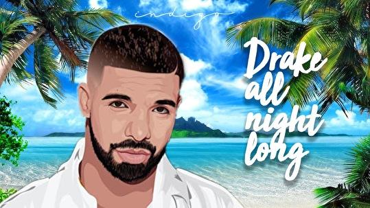 Drake Night (flyer)