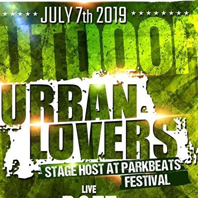 flyer Urban Lovers
