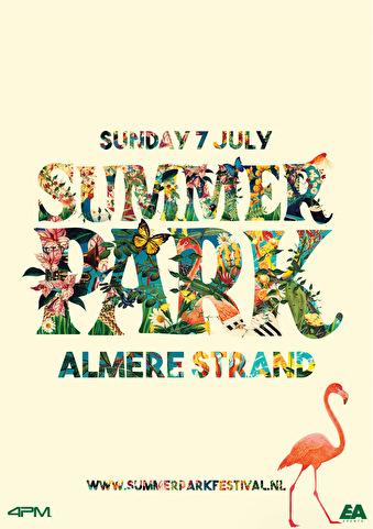 flyer Summerpark Festival