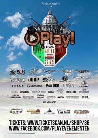 Play! Festival (flyer)