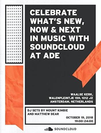 SoundCloud Showcase - Tickets, line-up & info