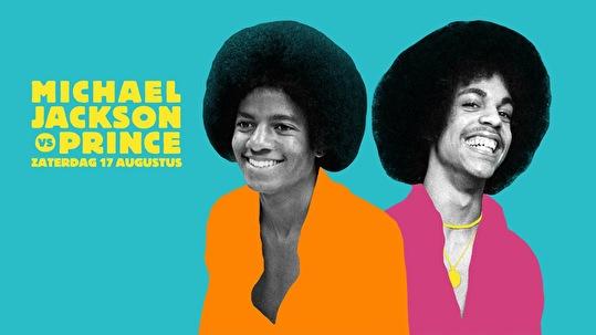 Prince vs Michael (flyer)