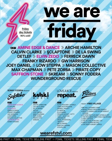 flyer We Are FSTVL