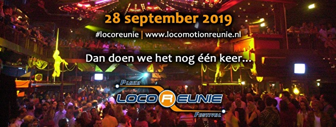 Locomotion Reunie (flyer)