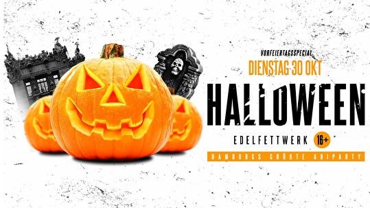 Halloween 30 Oktober.Halloween Tickets Line Up Info