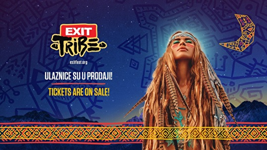 flyer EXIT Festival