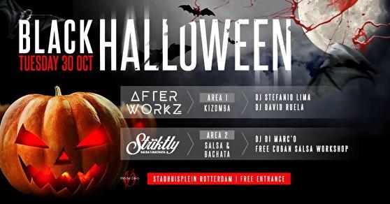 Halloween 30 Oktober.Striktly Scary Halloween Edition 30 Oktober 2018