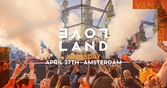 Loveland van Oranje (flyer)