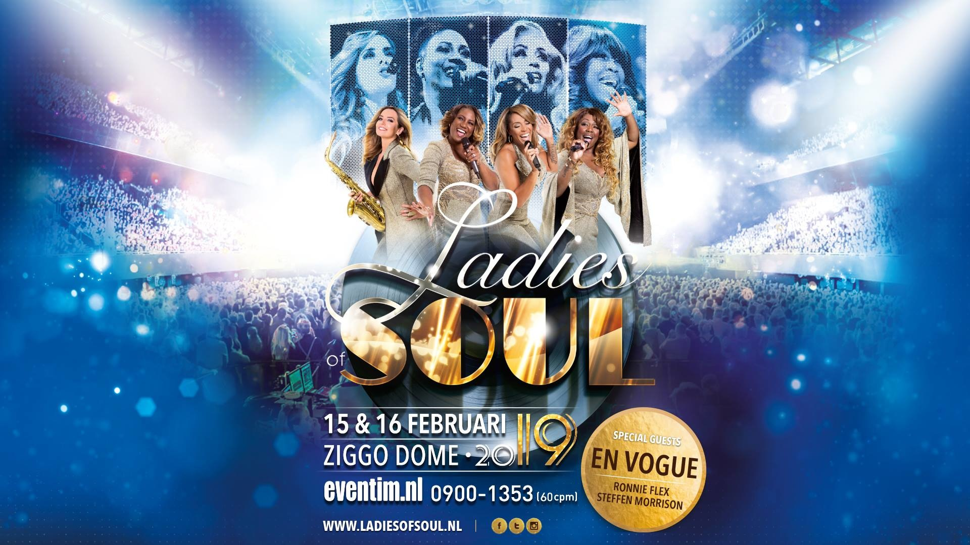 Ladies of Soul 2019 - Tickets, line-up & info