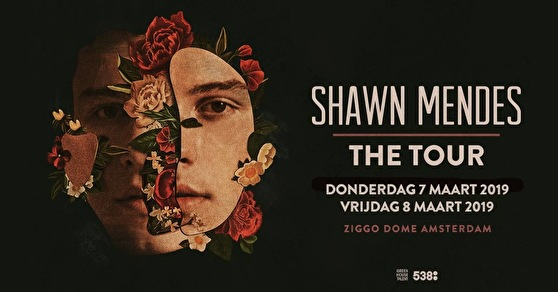 Shawn Mendes (flyer)