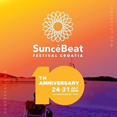 flyer SuncéBeat Festival