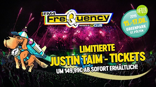 flyer FM4 Frequency Festival