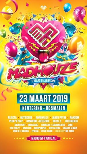 Madhouze (flyer)