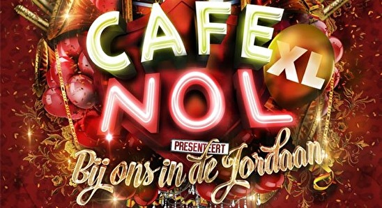 flyer Café Nol XL