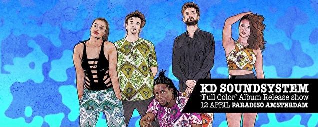 KD Soundsystem (flyer)
