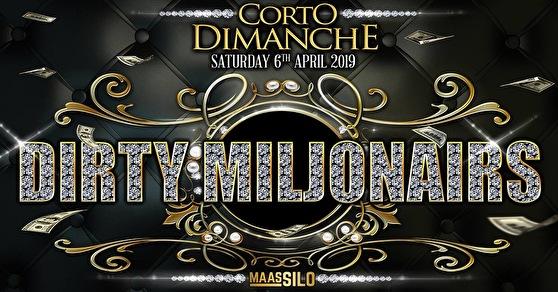Dirty Miljonairs (flyer)