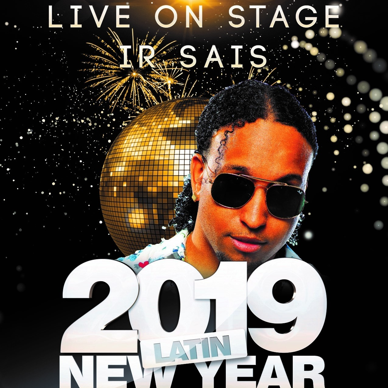 New Years Latin Party · 4 January 2019, Panama, Amsterdam